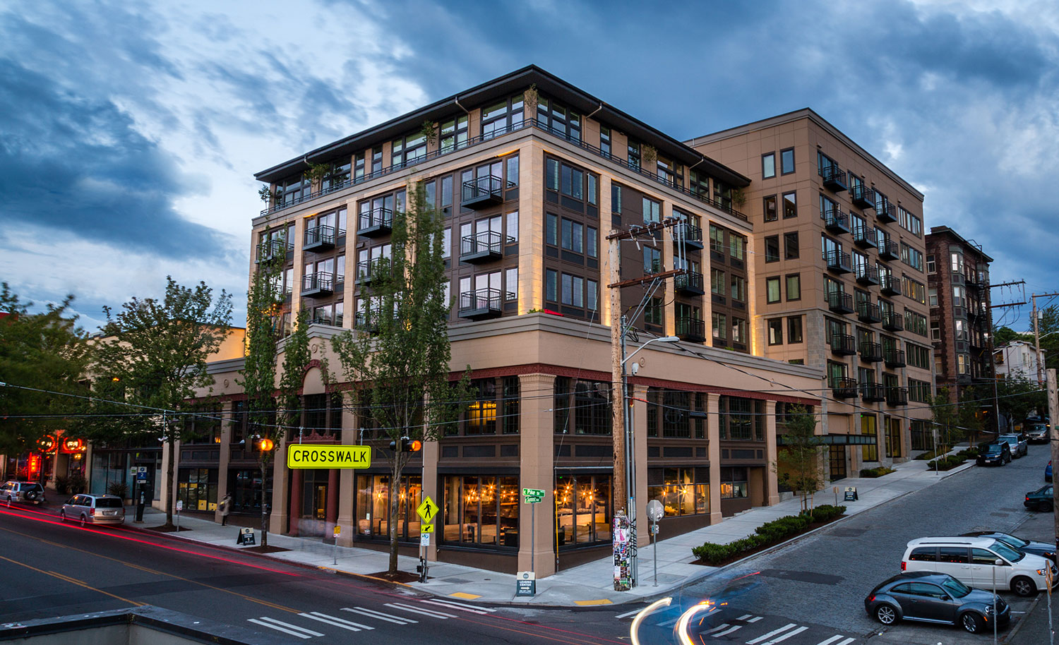 Apartment Buildings In Seattle dunn motors apartments capitol hill wa | seattle apt rentals