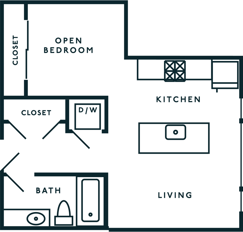1 Bedroom Capitol Hill Seattle WA