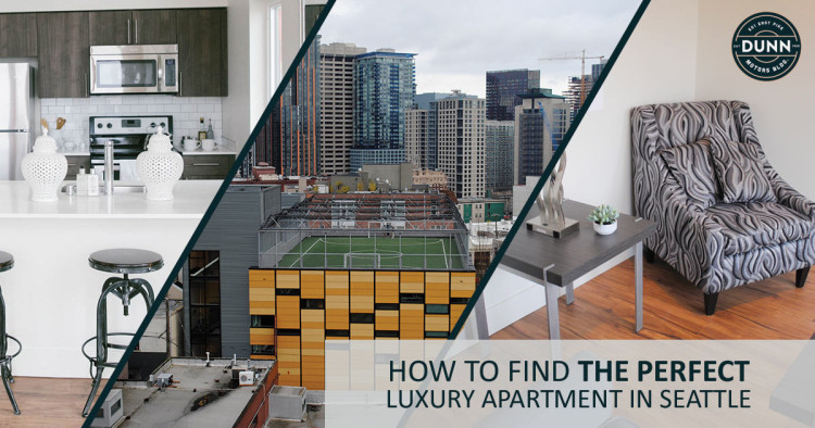How to find a new luxury apartment in capitol hill WA